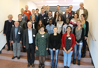 NanoTracking Final Meeting Group Picture
