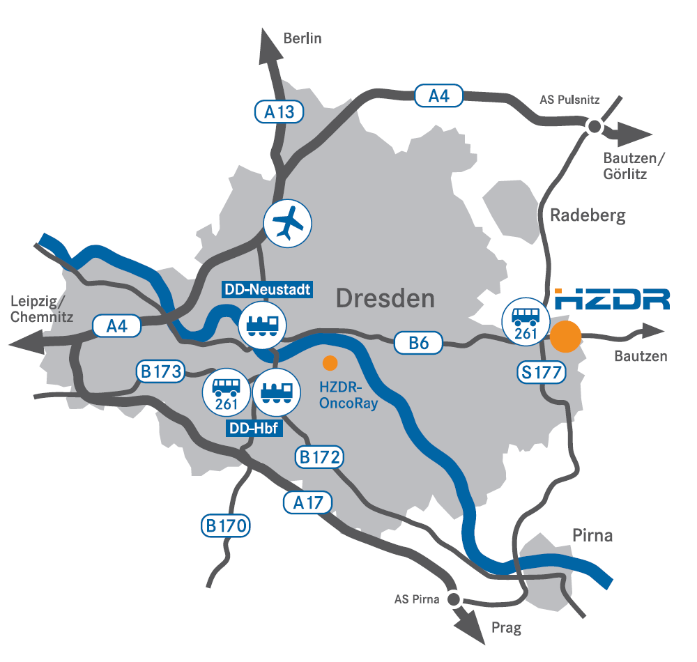 Road Map HZDR 2015