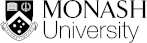 Logo Monash University Melbourne ©Copyright: Monash University Melbourne