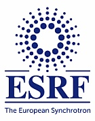 Logo of the ESRF ©Copyright: ESRF