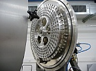 Foto: Sample Wheel with 200 positions for AMS ©Copyright: HZDR/Rugel